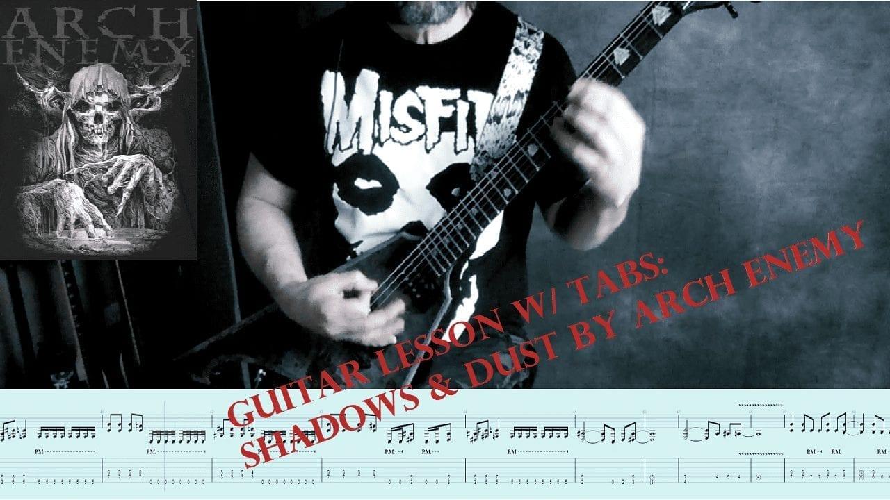 Metal Guitar Lesson