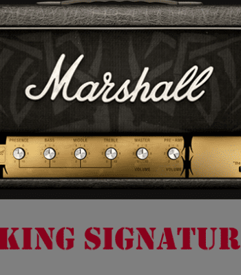 Softube Marshall Kerry King Signature Model Review